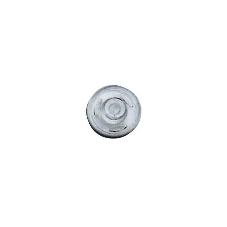Plaquette silicone 10mm monobloc