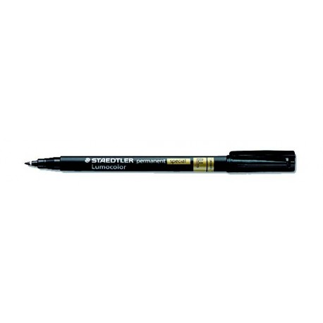 Crayon feutre indélébile noir