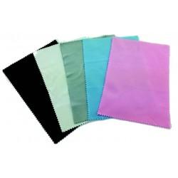 Microfibres gris clair