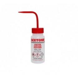 Pissette rouge Acétone 250ml