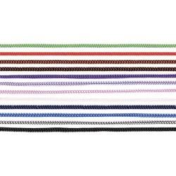 Chaînettes nylon couleurs