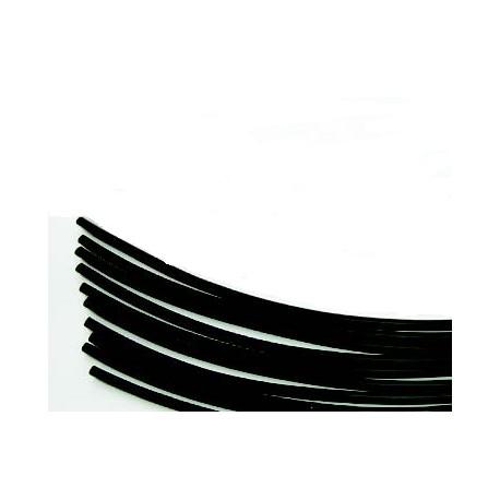 Gaine rétractable ø 2.4mm - Noir