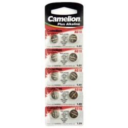 Piles CR1130 - Pack de 10 piles