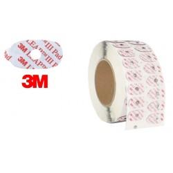 Pastilles autocollantes 3M - Ovales