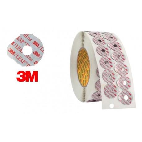 Pastilles autocollantes 3M - ø18mm