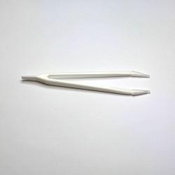 Brucelle plastique avec pointe silicone