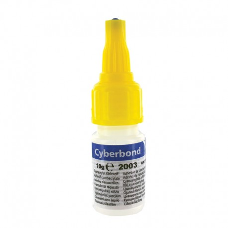 Colle au cyanoacrylate goutte à goutte