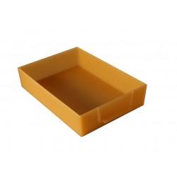 Péniche Orange Foncée