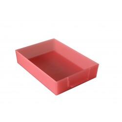 Péniche Rouge