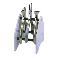 Ratelier en PVC 8cm