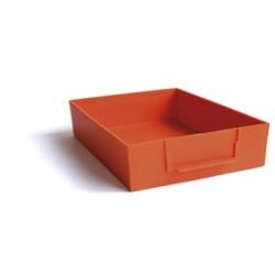 Péniche orange